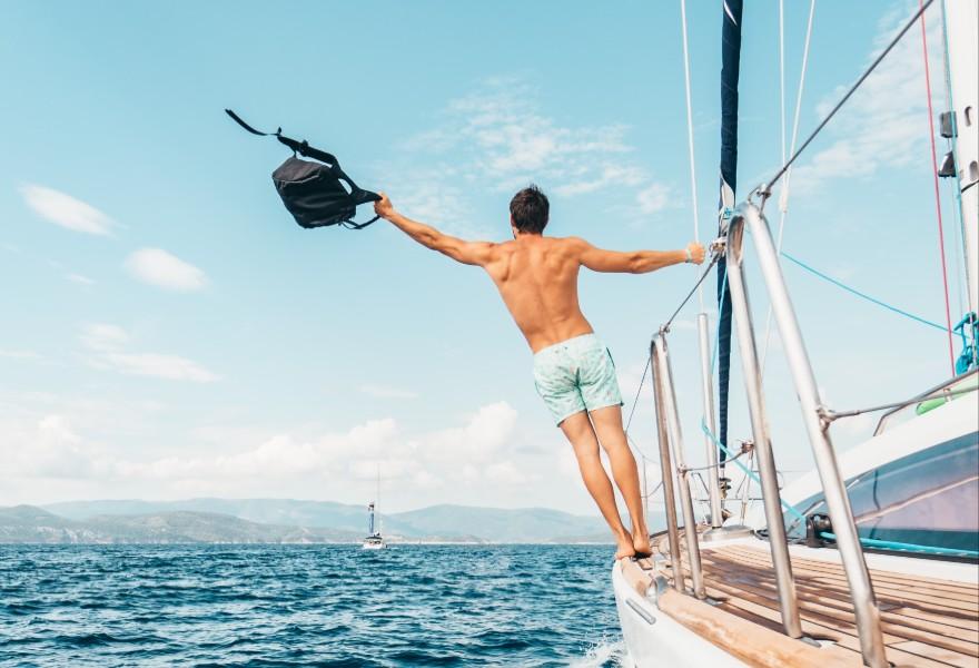 Sail<br>  Trip<br>  Skipper