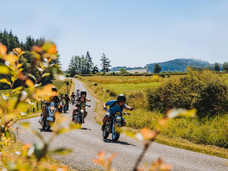 Picture of The Scooter Rally